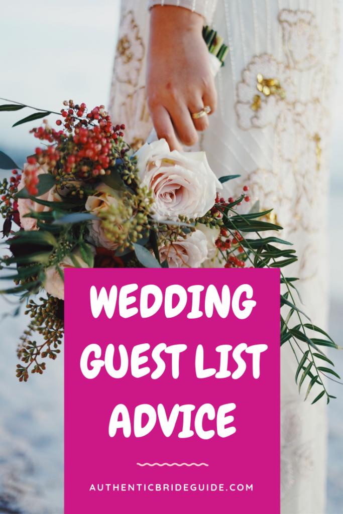Wedding Guest List Hack