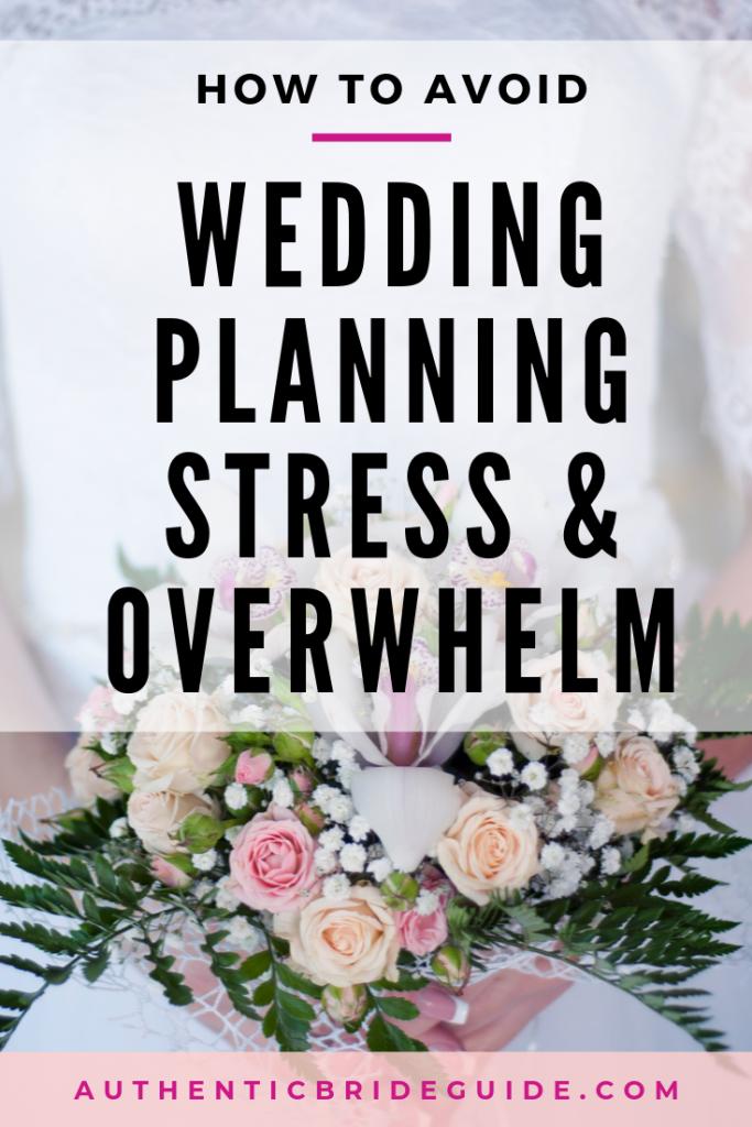 Wedding Stress Family