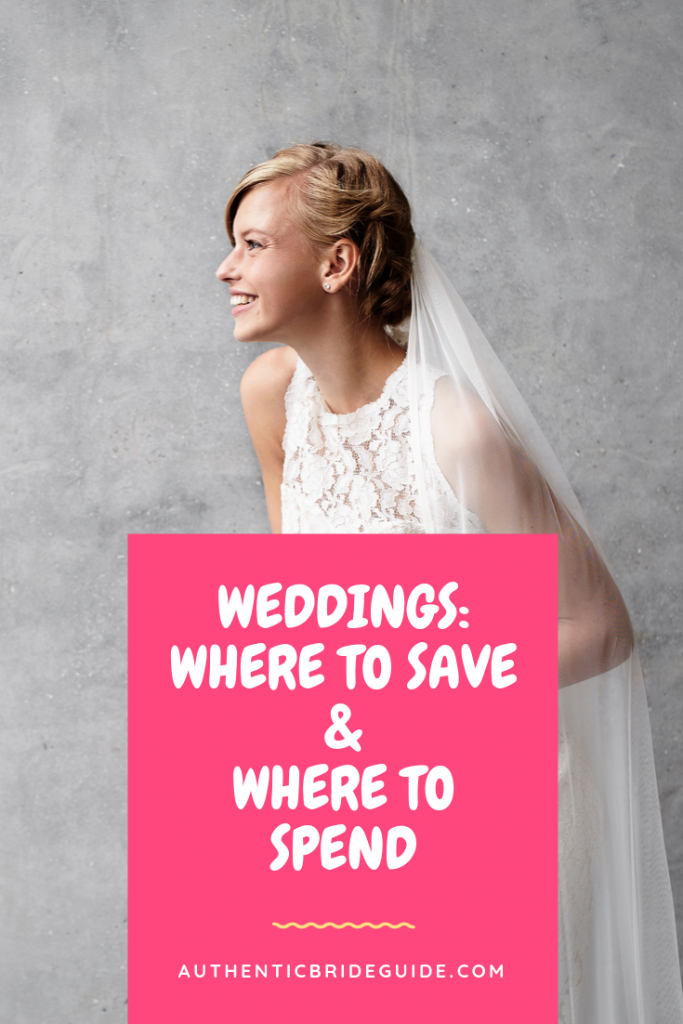 How to save money on wedding budget
