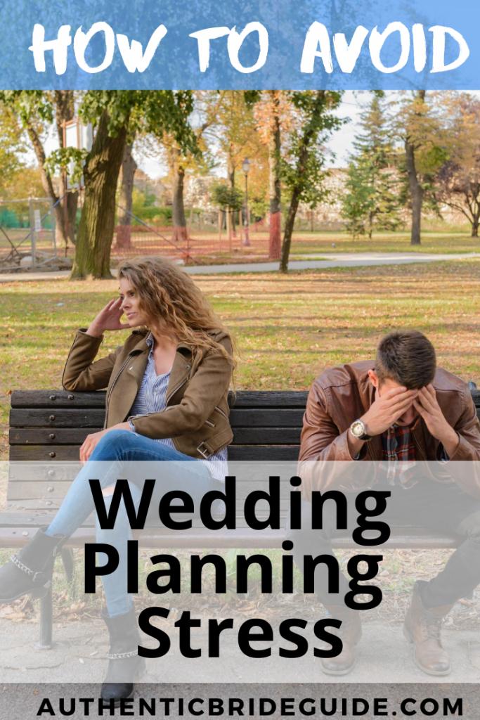 Avoid Wedding Stress