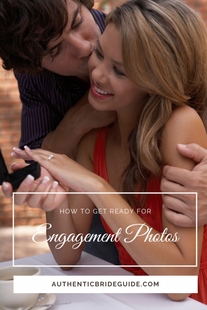 Engagement Photography Pose Ideas