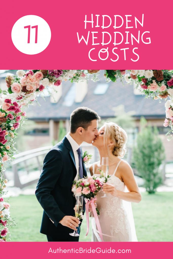 Wedding Budget Extras