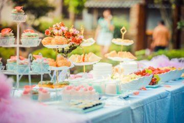 Bridal Shower Food and Bridal Shower Dessert