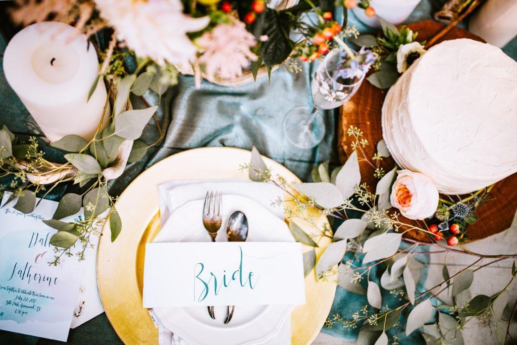 DIY Wedding Reception Ideas