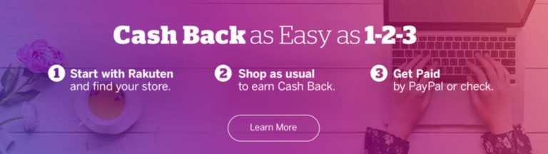 Earn cash back when you shop for your wedding