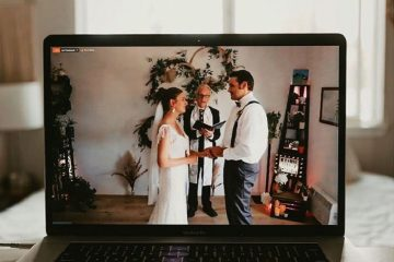 Virtual Wedding Technology