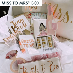 Bride To Be Subscription Box Sale